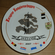 Schuttersbord Boogschieten E.K. Ovezande - Archery
