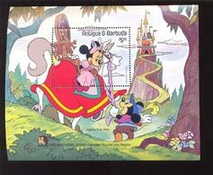ANTIGUA & BARBUDA   900 A  MINT NEVER HINGED SOUVENIR SHEET OF DISNEY GRIMM #  015   ( - Disney