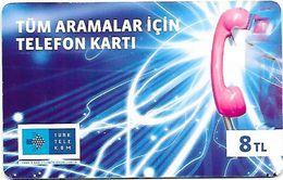 TURQUIE 8TL - Turquie