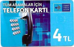 TURQUIE 4TL - Turquie