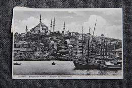 ISTANBUL - Mosquée De SOULEYMANIE - Turquie