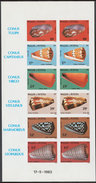 Wallis And Futuna 448-53** CONE SHELLS - Ungebraucht