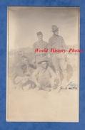 CPA Photo - Portrait De Militaire Américain - Voir Uniforme équipement Gants Arme American Soldier 1914 1918 - Militaria