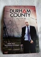Dvd Zone 2 Durham County - Saison 2 (2009) Vf+Vostfr - TV-Reeksen En Programma's
