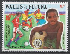 Wallis And Futuna 507** FOOTBALL WORLD CUP, MEXICO - Ungebraucht