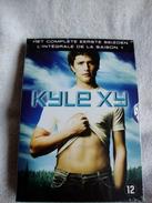 Dvd Zone 2 Kyle XY - Saison 1 (2006)  Vf+Vostfr - Séries Et Programmes TV