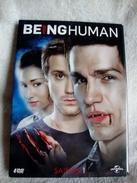 Dvd Zone 2 Being Human - Saison 1 (2011)  Vf+Vostfr - Séries Et Programmes TV