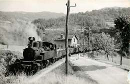 310717 -  PHOTO H RENAUD  - 07 VIVARAIS  - Chemin Fer Train Locomotive - France