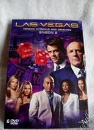 Dvd Zone 2 Las Vegas - Saison 2 (2004) Vf+Vostfr - Séries Et Programmes TV