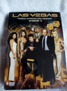 Dvd Zone 2 Las Vegas - Saison 3 (2005) Vf+Vostfr - TV-Reeksen En Programma's