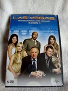 Dvd Zone 2 Las Vegas - Saison 4 (2006) Vf+Vostfr - Séries Et Programmes TV