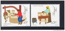 436 - 437 Getreidemühlen Postfrisch ** MNH - Azores
