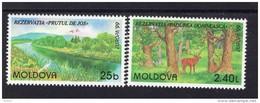 CEPT Natur - Und Nationalparks / Nature National Parks Moldawien 305 - 305 ** Postfrisch, MNH, Neuf - Europa-CEPT