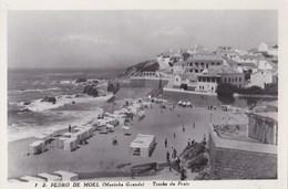 Carte Postale : San Pedro De Moêl (marinha Grande)  Trecho De Praia - Portugal