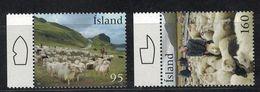 Iceland. 2009. Icelandic Sheep. MNH Set. SCV = 4.00 - Hoftiere