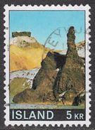 Iceland SG467 1970 Landscapes (2nd Series) 5k Good/fine Used [34/29249/6D] - Used Stamps