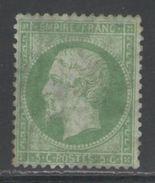 N°20 GNO - 1862 Napoléon III