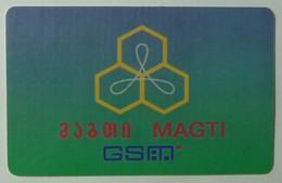 GEORGIA - GSM - Recharge - Magti - Used - Georgië