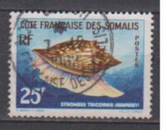 COTE DES SOMALIS          N°  313       OBLITERE  ( O 1022 ) - French Somali Coast (1894-1967)