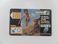 F28 POLIO+ - 120U - SC3 - LOT 103015 PE - 1988