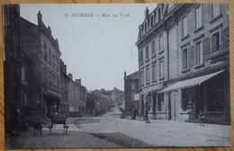 54 : Auboué - Rue Du Pont - Animée : Petite Animation - Commerces - (n°8419) - Francia