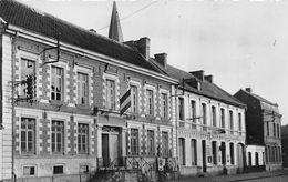 ¤¤ -  HASNON  -  La Mairie Et La Poste   -  ¤¤ - France