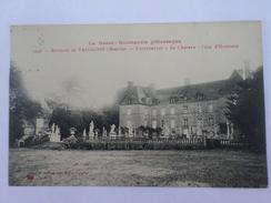 La Basse- Normandie Pittoresque- Environs De Valognes (Manche)-Chiffrevast-le Chateau-cour D'honneur - Valognes