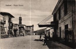 SANFRONT PIAZZA STATUTO PERSONNAGES,JOLI PLAN   REF 53170 - Altre Città