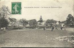 Valdahon Le Centre De Valdahon Haut - France