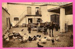 CPA -  PIETREBAIS  --  Sanatorium  Du  Domaine  De  La  Chise  --  La  Ferme - Incourt