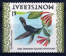 Montserrat, SG 252aw,  Filigrane Inversé, Inverted Watermark, MNH - Montserrat