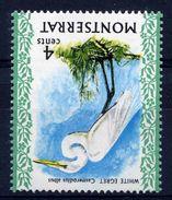 Montserrat, SG 298w,  Filigrane Inversé, Inverted Watermark, MNH - Montserrat
