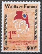 Wallis And Futuna 766** INSTALLATION OF MEDIATOR, 1st ANNIV. - Wallis Und Futuna