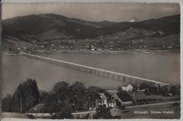 Willerzell - Sihlsee-Viadukt - Photoglob No. 9096 - SZ Schwyz