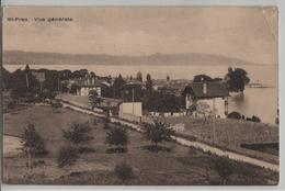 St. Prex - Vue Generale - Photo: A. Leyvraz - VD Vaud