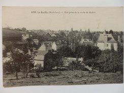 La Gacilly, Vue Prise De La Route De Redon. - La Gacilly