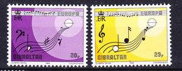 Europa Cept 1985 Gibraltar 2v  ** Mnh (36520G) - 1985