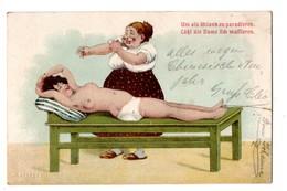 FEMME . Masseur-Kinésithérapeute - Réf. N°3908 - - Hippisme