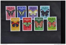 I 258 ++ ARUBA 2016 VLINDERS PAPILLON BUTTERFLIES SCHMETTERLING MNH VERY FINE - Curazao, Antillas Holandesas, Aruba