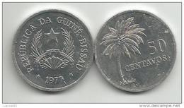 Guinea Bissau 50 Centavos 1977.  FAO KM#17 - Guinea-Bissau