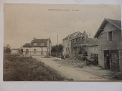Ménerville, La Halte. - Autres Communes