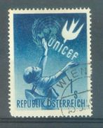 AUSTRIA - Mi Nr 933  - Gestempeld/oblitéré - Cote 4,00 € - 1945-60 Afgestempeld