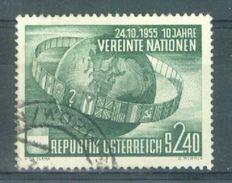 AUSTRIA - Mi Nr 1022 - Gest./obl. - Cote 4,00 € - 1945-60 Afgestempeld