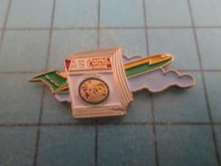 Pin2117 Pin´s Pins / Beau Et Rare : AVIONS /  AVION WORLD AIRWAYS  GUIDE - Luftfahrt