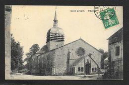 SAINT URBAIN L'Eglise (Fleurigeon) Haute-Marne (52) - France