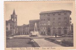 Monza - Piazza Trento E Trieste - Casa Del Fascio * 1941 - Monza