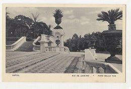 RIO DE JANEIRO -  PARC BELLE VUE - EDIT LITO TIPO GUANABARA ( 1789 ) - Cartes Postales