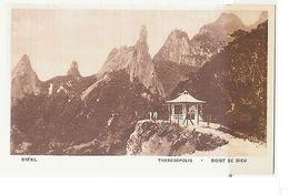 BRAZIL - THERESOPOLIS - DOIGT DE DIEU - EDIT TIPO GUANABARA (1801) - Cartes Postales