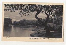 RIO DE JANEIRO - COIN DU PARC DE BELLE VUE  - EDIT LITO TIPO GUANABARA ( 1794 ) - Cartes Postales