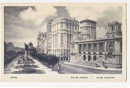 RIO DE JANEIRO - PLACE FLORIANO - EDIT LITO TIPO GUANABARA ( 1781 ) - Cartes Postales